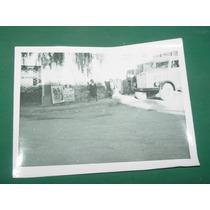 Fotografia Antigua Original Camiones Norte Argentino S/data