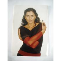 Foto Original De La Actriz Andrea Frigerio