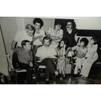 Lote De 6 Fotos De Actores Argentinos