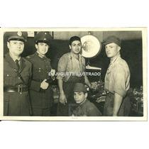 Fs23 Foto Cocina Militar Rancho Antiguos Soldados