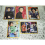 * Lote 18 Cinco Postales Jonas Brothers Precio Es X El Lote