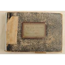 Album Carrera Militar Jorge Arp Nissen 1891 Ejercito Fotos