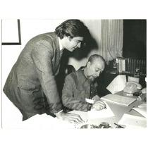Narciso Ibañez Menta Telepibe Canal 13 Foto Original 1979