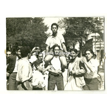 Fd19 Archivo Caras Y Caretas Salta Carrera 1937 Antigua Foto