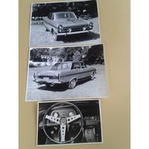 Chrysler Gtx 3 Fotos Fábrica Publicidad Antiguo