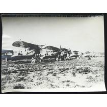 Foto Antigua Aviones Biplanos Fairey Flycatcher. 36138