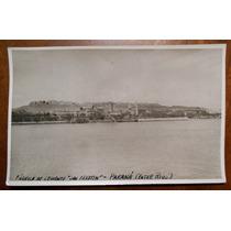 Fotografia Fabrica De Cemento San Martin Parana 1938