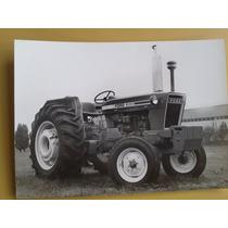 Ford Tractor Publicidad Fábrica Promoción 18 X 12 Cm