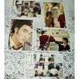 * Lote 10 Cinco Postales Jonas Brothers Precio Es X El Lote