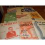 Lote De Antiguas 9 Partituras Vals