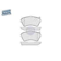 Pastillas De Freno Delanteras Land Rover Freelander Icer