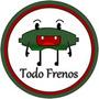 Pastilla De Freno Delantera Dodge 1500 7x65