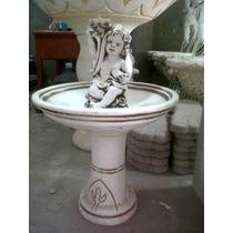 Fuentes De Agua Para Jadin En Cemento (fabricante Directo)