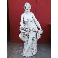 Estatuas Para Jardin En Cemento (fabricante Directo)