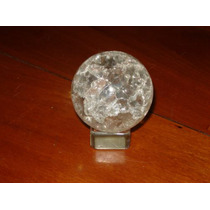 Esfera Cristal Para Fuente De Agua Feng Shui Reiki Artenora