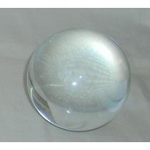 M37 Bola O Esfera Ideal Fuente De Agua De Cristal Transparen