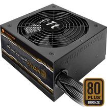 Fuente Thermaltake Smart 750w 80 Plus Bronze 5 Años Garantia