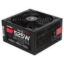 Fuente Pc Sentey Xplus Power 525w Reales 30a Para Gamers 12v