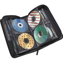 Porta Cd/dvd Case Logic Cdw-92 Para 100 Unid.p/dj. En Stock