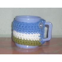 Cubre Tazas Al Crochet
