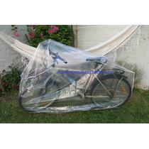 Funda Cubre Bicicleta Impermeable Evita Oxidación Y Polvo!!!