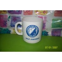 Hermosa Taza Ceramica De General Paz Juniors