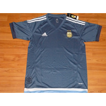 Conjunto Camiseta Short Adidas Seleccion Argentina Afa 2015