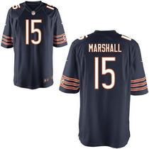 Jersey Camiseta Nike Chicago Bears Marshall #15 Onfield Nfl