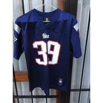 Camiseta Nfl Team,usa,n.e.patriots #39 Talle L 14/16 Nueva
