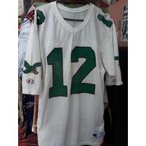 Camiseta Futbol Americano Nfl Eagles Champion Made In Usa
