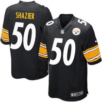 Camiseta N. F. L. Pittsburgh Steelers #50 Shazier X X L