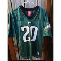 Camiseta Nfl Rbk,usa,philadelphia Eagles,#20 T Xl18/20 Nueva