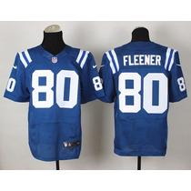 Camiseta Nfl Indianapolis Azul Fleener