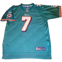 Camiseta Miami Dolphins Delfines Futbol Americano Reebok Nfl