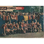 Lamina De 1952 Liga Cordobesa/instituto Er /villa Maria Cba.