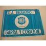 Lote De Belgrano De Córdoba Bandera, Banderin, Pin Y Llavero