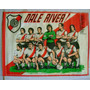 River Plate - Antigua Bandera De Cancha - Campeon Metro 75