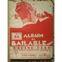 Album Partitura De Futbol Racing Club Tango Bailables Nro 64