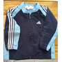 Conjunto Adidas Baby Clásico Niño Talle 2 Celeste Azul Orig