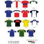 Pack Camisetas + Short+ Medias Futbol Mebal - Arma Tu Equipo