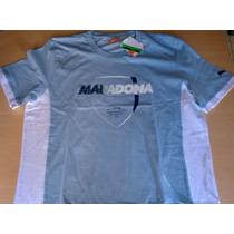 Remera Puma 10 Maradona