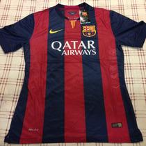 Camiseta Barsa Temporada 2014 Original - Subasta!!
