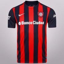 Camiseta San Lorenzo Titular 2015 Nuevas Originales Talles