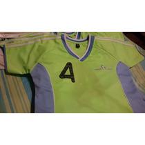 Camisetas De Futbol, Voley Femenino, Nuevas.