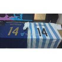 Estampados En Remeras De Futbol Tienda Siam Cba