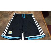 Pantalon Corto. Short Argentina Afa. Adidas 2016
