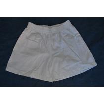 Short, Pantalon Corto Blanco - Niño - Colegio-t10