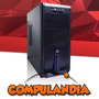 Gabinete Pc Atx C/fuente 500w Reforzada M-27 Compulandia