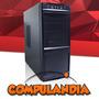 Gabinete Pc Atx C/fuente 500w Reforzada M-62 Compulandia