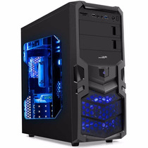 Gabinete Sentey Pc Kron Usb 3.0 Ssd Card Read Coolers Gamers